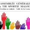 Assemblée   Générale  du Tir  SPORTIF  MALOUIN   /  17 Octobre 2020  à   14h30